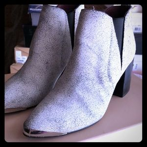 REPORT Signature steel tipped booties